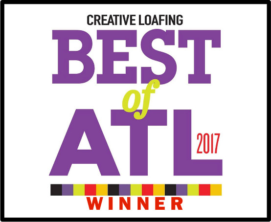Best of ATL 2017 award