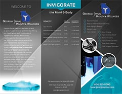 Cryotherapy Brochure